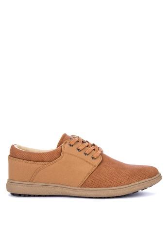 Gibi brown TM 3010 Smart Casual Shoes 3F248SHC54DCC5GS_1