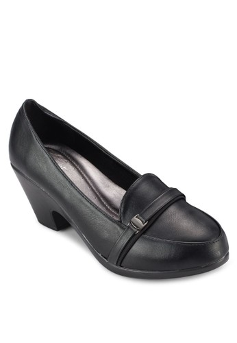 中跟法院鞋、 女鞋、 厚底高跟鞋Mimosa中跟法院鞋最新折價