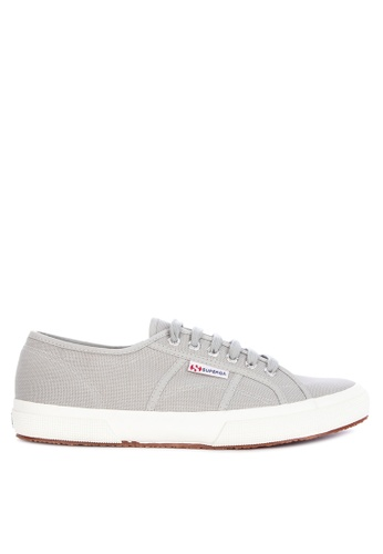 Superga grey 2750-Cotu Classic Sneakers 03B7FSHCCC70D7GS_1