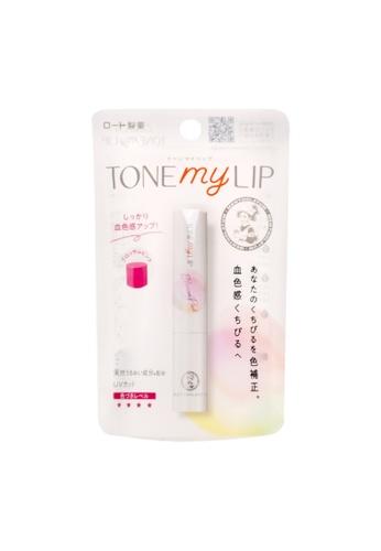 Mentholatum Mentholatum TONE My Lip (Blossom Pink) 2.4g 73182BE4509096GS_1