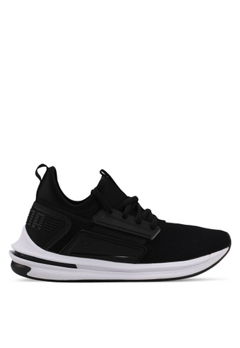 Puma Select black Ignite Limitless Sr Shoes PU549SH0SWD5MY_1