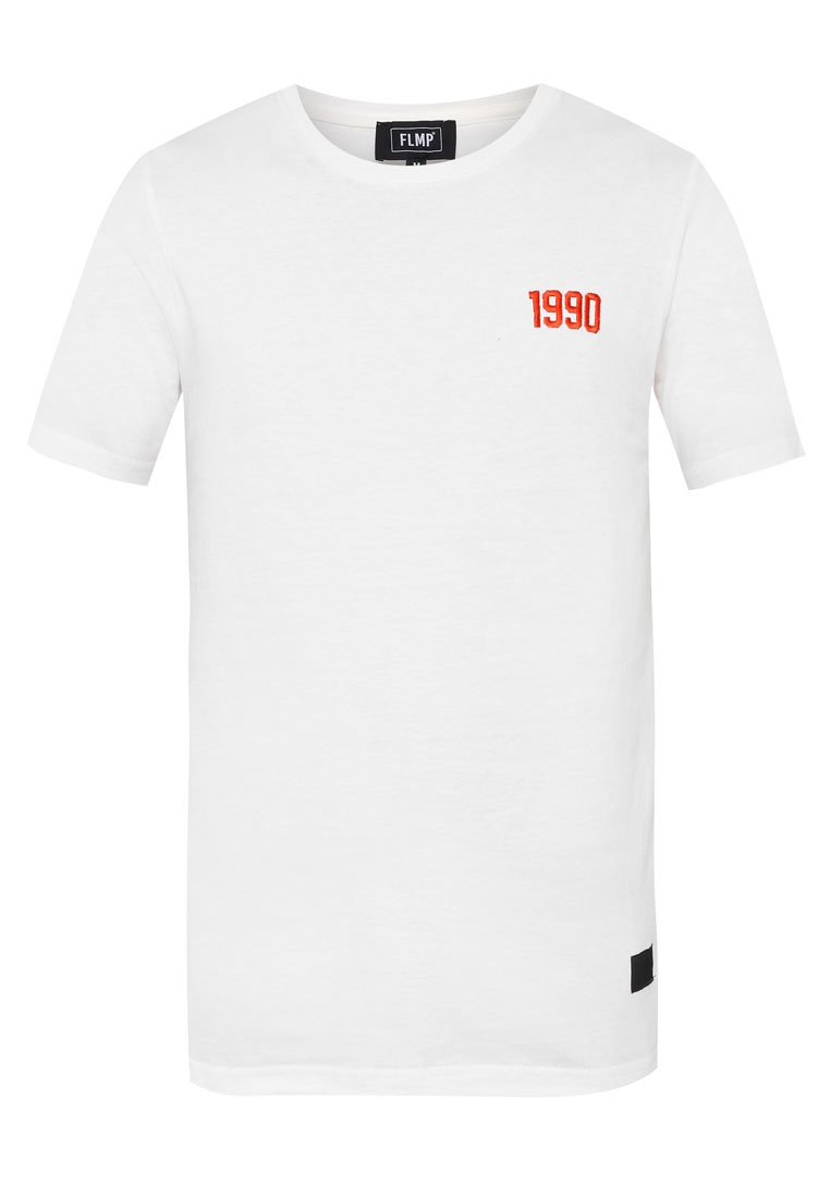 Shirt IMP 1990 Flesh White T pXn8qZ
