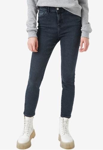 KOTON blue Slim Denim Jeans 76DBFAAE15C581GS_1