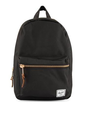 Herschel black Grove X-Small Backpack 159ABACC526604GS_1