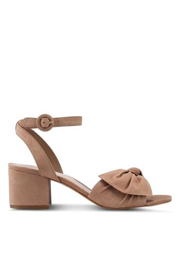 ALDO beige Sicinski Heeled Sandals BCC40SH304B5E6GS_1