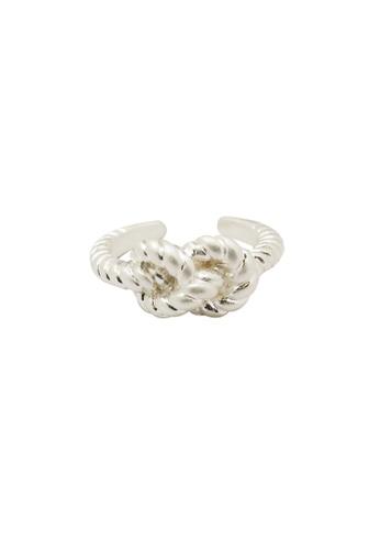 SKEDA silver Sailor's Knot Ring B7B39AC93E0A2DGS_1