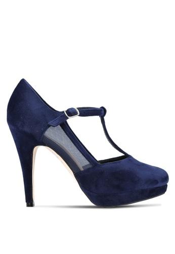 Call It Spring blue Lentigione Heels CA512SH0RPJJMY_1