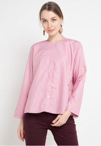 Imperial pink Ivani Top 17C04AA7615F41GS_1