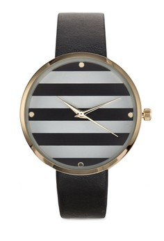 Stripe Coloured Watch