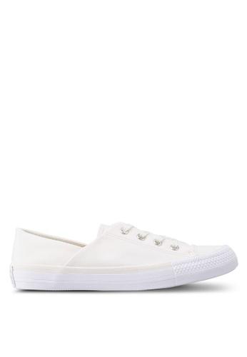 Converse white Chuck Taylor All Star Coral Ox Shoes 5108FSH93C9E78GS_1