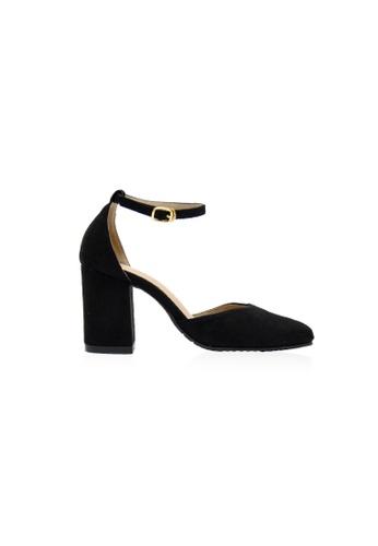 20fd122497177 Bella Astillah x Kiss & Tell - Belle Heels in Black