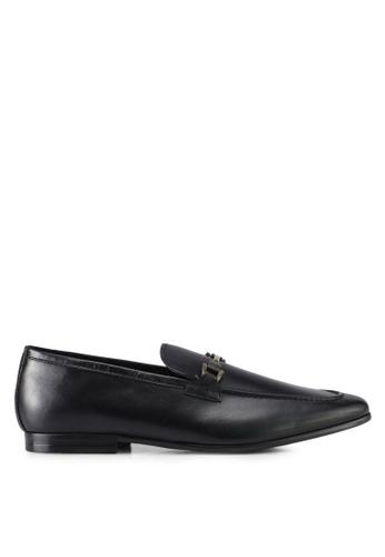 ALDO black Afaeniel Loafers 88016SHC01812CGS_1