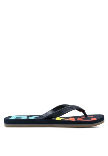 Billabong multi All Day Print Flip Flops 0A22ASH8047B46GS_1