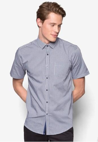 素色短袖襯衫, 服飾esprit台灣官網, 印花襯衫