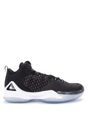 PEAK black Streetball Master Basketball Shoes 9858ASH3B0F48CGS_1