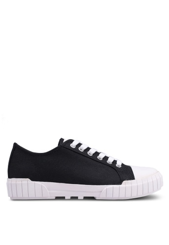 Calvin Klein black Beato Sneakers A755DSHFB7C499GS_1