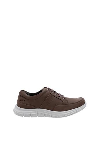 SEMBONIA brown SEMBONIA Men Microfiber Loafer (Brown) 1EF1ASHF98E16AGS_1
