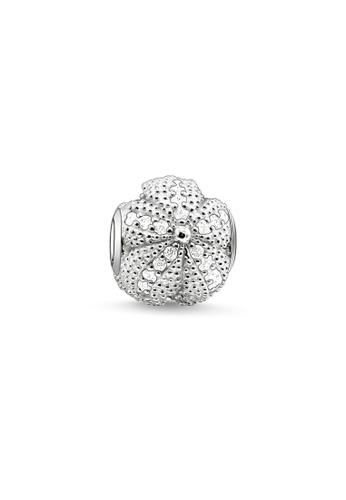 """THOMAS SABO silver Bead """"white starfish"""" 6EBDCACC073A4AGS_1"""