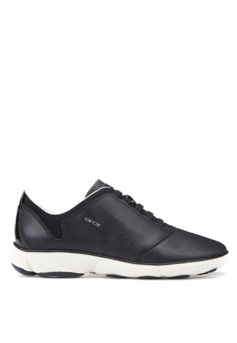 Geox black Nebula Sneakers 34EABSH49F279CGS_1