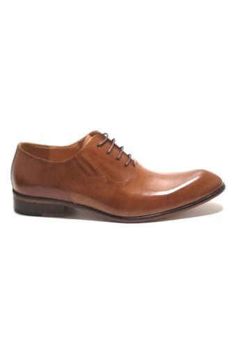 Kings Collection brown Monkton Derbies Shoes 3B968SH0E28223GS_1