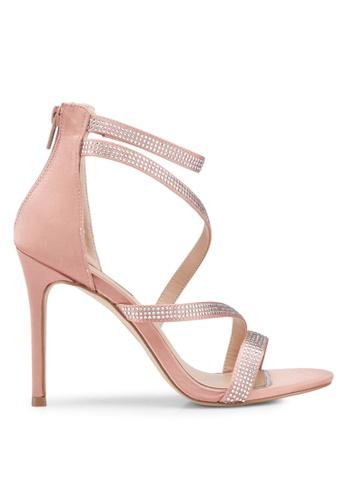 Buy Miss Selfridge Hadleigh Diamond Heels Zalora Hk