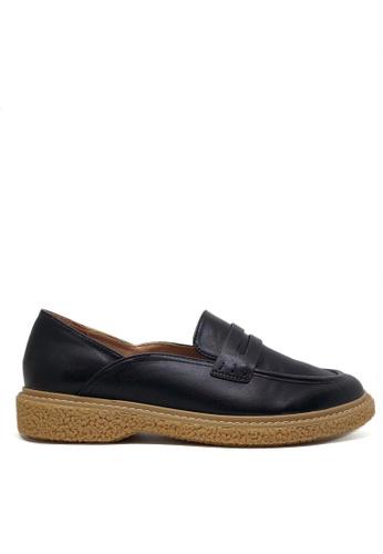 Twenty Eight Shoes 黑色 單色調包子鞋2054 B6342SH9A741E3GS_1