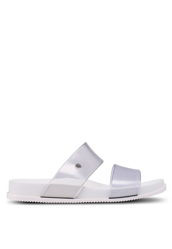Melissa white Melissa Cosmic Ad Sandals 982AFSH7D281ACGS_1