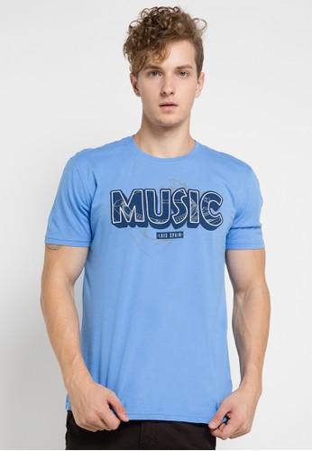 Lois Jeans blue Short Sleeve T-Shirt 370BBAA8F96ED1GS_1