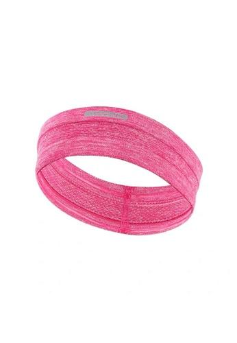 RIGORER pink Rigorer Sports Headband EE465ACD5AC8C0GS_1