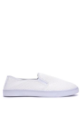 H2Ocean white Chauncey Sneakers H2527SH0IWEPPH_1