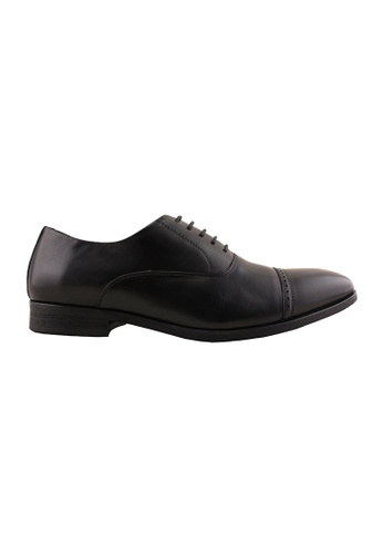 Hanson Bootmaker black Hanson Bootmaker Oxford Lace Up HA656SH75DEISG_1