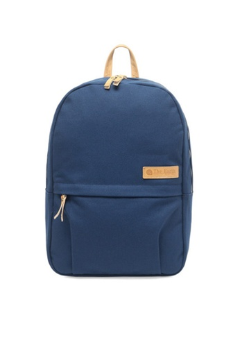 The Earth blue Canvas Daypack-blue TH763AC86OOBHK_1