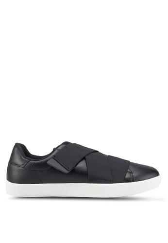 North Star black Slip On Sneakers 5B03ESH02296CFGS_1
