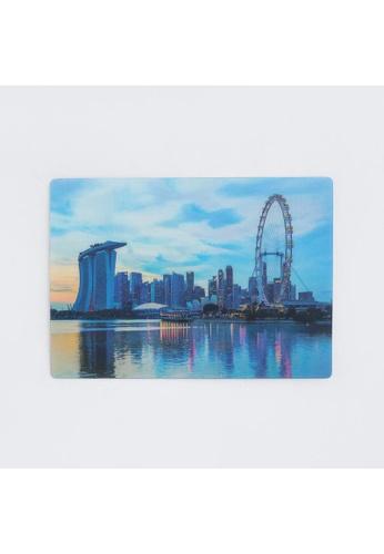 Red Republic Singapore Skyline Lenticular Postcard 2A421HLD221A6AGS_1