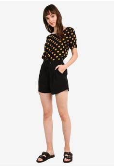 0e26349a45a4fa JACQUELINE DE YONG Star Woven Top RM 89.00. Sizes 34 36 38 40 42