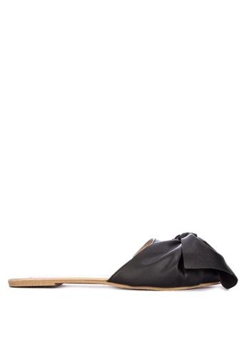 BENCH black Slip On Mule Shoes EE048SH8250941GS_1