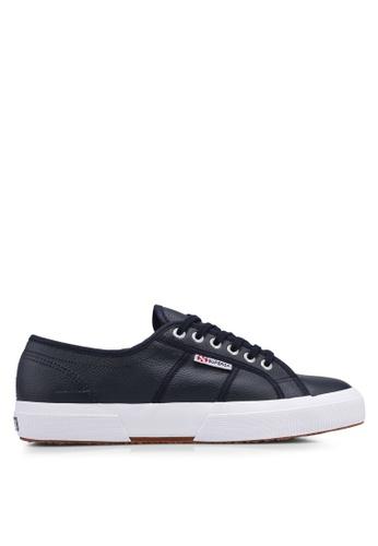 Superga navy Cot3Strapu Sneakers B5B28SH397B3A0GS_1