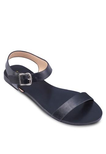 基本款平底涼鞋, 女鞋, zalora鞋子評價涼鞋
