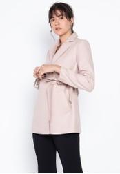 Susto The Label pink Kendy Coat E70FAAA98B3C32GS_1