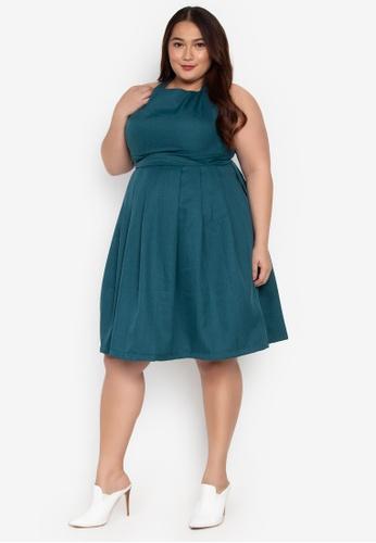 Plus Size Charlene Dress