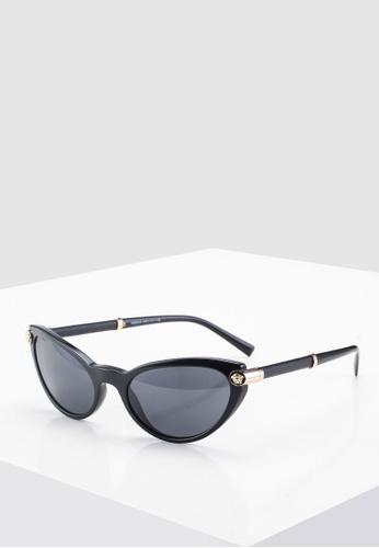 9a101be7c2d Shop Versace Versace VE4365Q Sunglasses Online on ZALORA Philippines