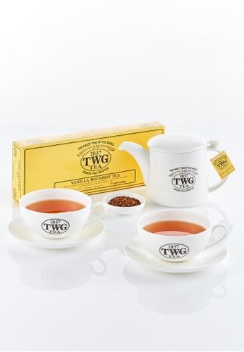 TWG Tea It's the Weekend! Teabag Kit (Vanilla Bourbon Tea) 7502CES2BD1D80GS_1