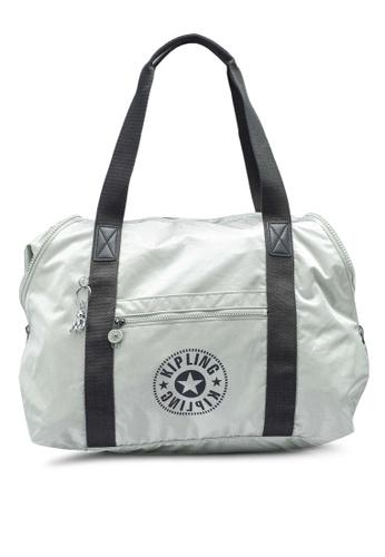 Kipling silver Art M Tote Bag EF973AC52013D9GS_1