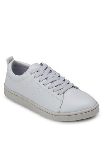 繫帶平底休閒鞋, 女鞋, 休zalora 心得 ptt閒鞋