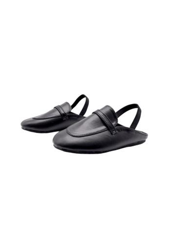 RAISING LITTLE black Danielle Slips Shoes 91451KSD0099CCGS_1
