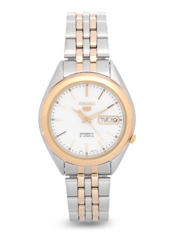 Seiko silver Analog Watch SNKL24K1 SE746AC48KDZPH_1