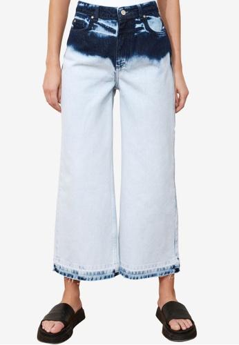 Trendyol blue High Waist Slouchy Jeans F6B7EAA1FDFF34GS_1
