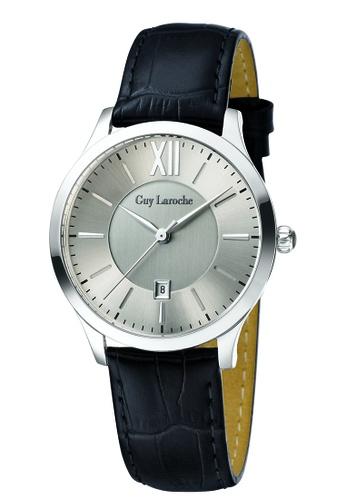 Guy Laroche black Guy Laroche Timepiece GU144AC37IESSG_1