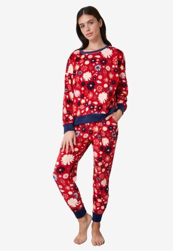 Trendyol multi Wellsoft Pajama Set 83860AAE117953GS_1