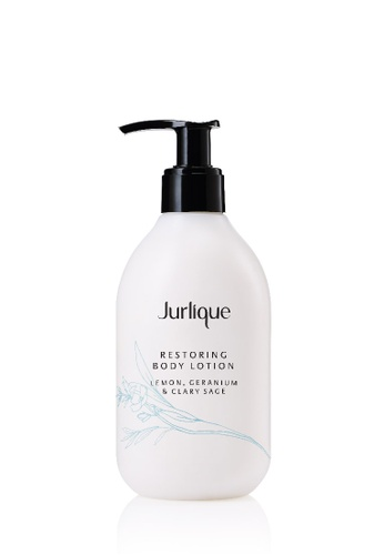 Jurlique Jurlique Restoring Body Lotion Lemon Geranium And Clary Sage 300mL D8AC6BE93D8499GS_1